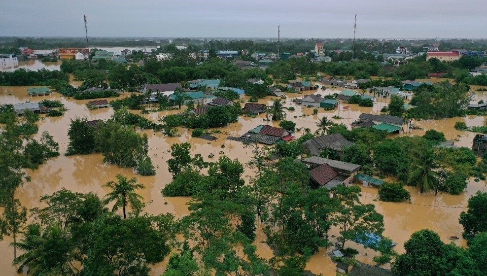Mơ thấy lũ lụt đánh con gì? Giải mã giấc mơ thấy lũ lụt