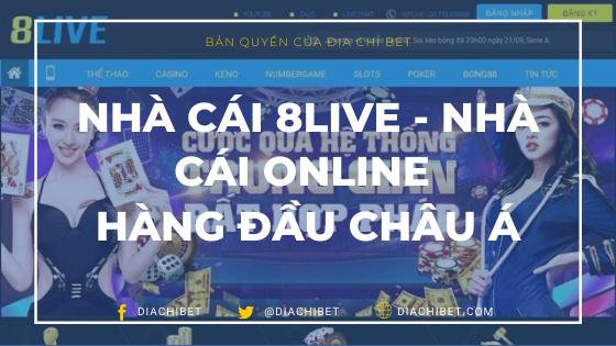 8Live | Đánh giá 8ive | Link vào đăng ký 8Live mới nhất