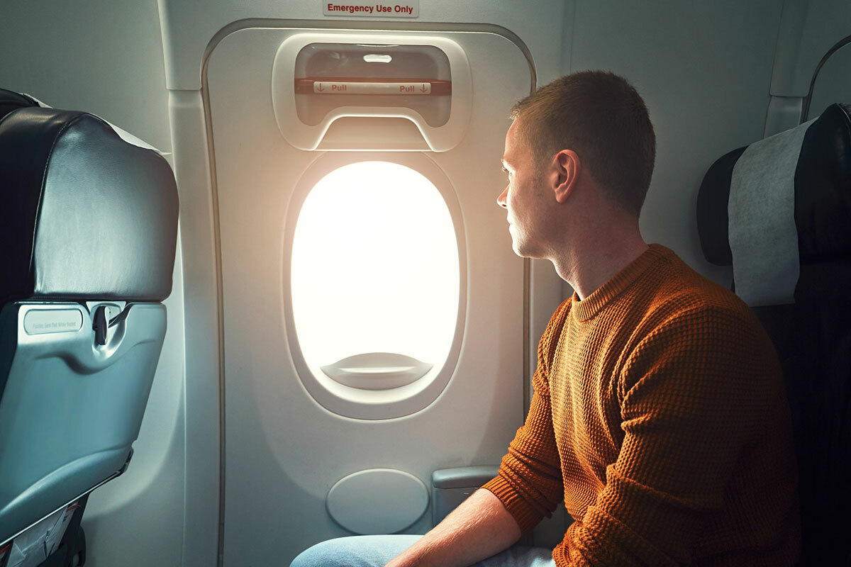 mơ thấy đi máy bay